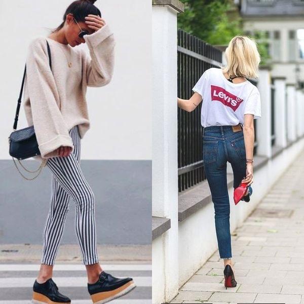 Современные и красивые штаны