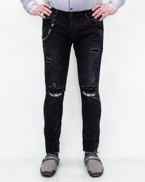 Современные обтягивающие штаны для мужчины