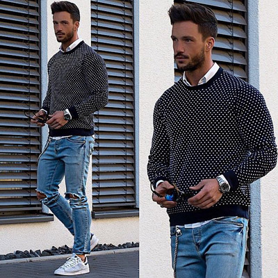 Стиль и мода мужская
