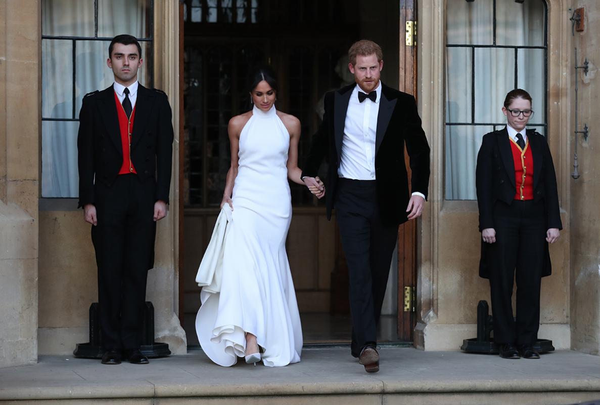 Свадебный наряд Меган Маркл – мифы, действительность и секреты