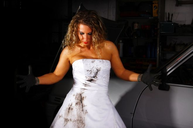 Своевременно замоченная одежда не требует стирки — мыльная вода вытолкнет все легкие загрязнения