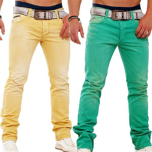 Цветной вариант одежды для мужчин