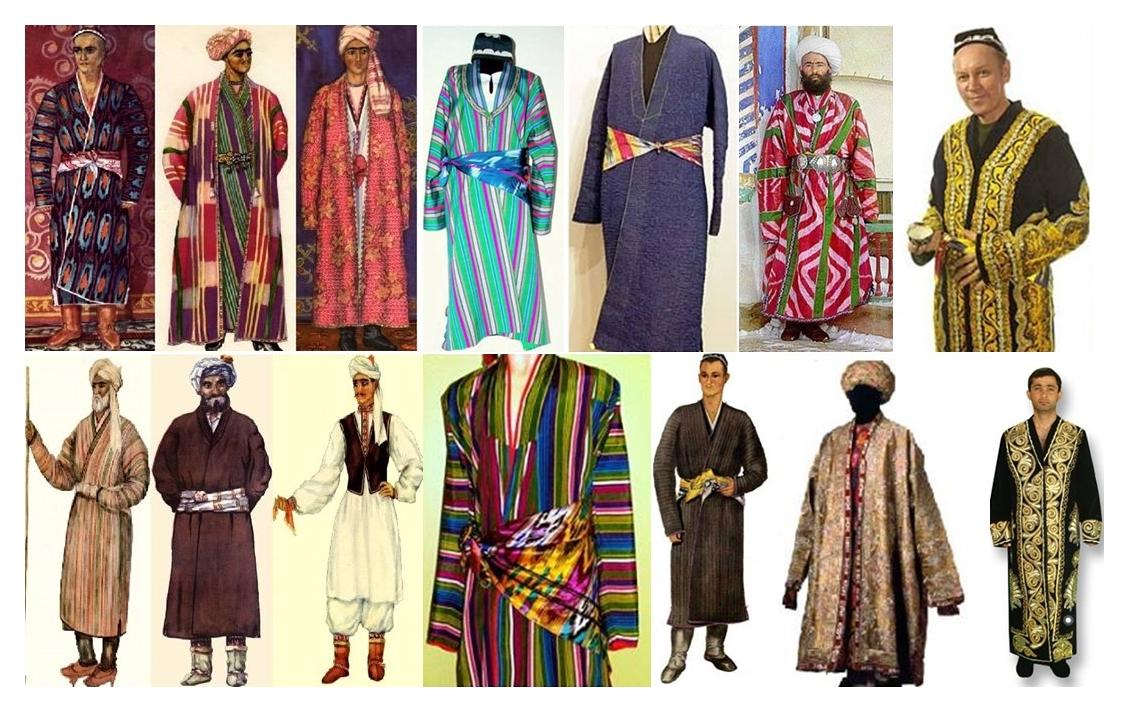 Таджикская национальная одежда