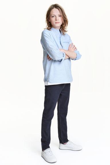 Темно-синия одежда на 16 лет