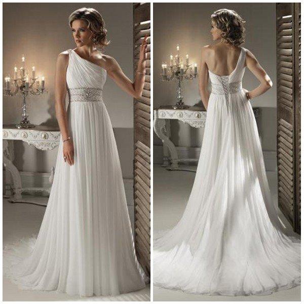 Типы платьев для свадьбы