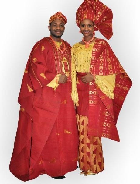 Традиционная африканская одежда