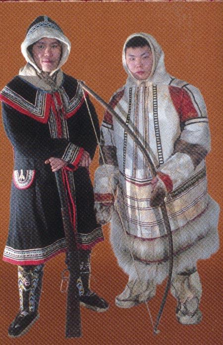 Традиционная одежда коренных народов Таймыра