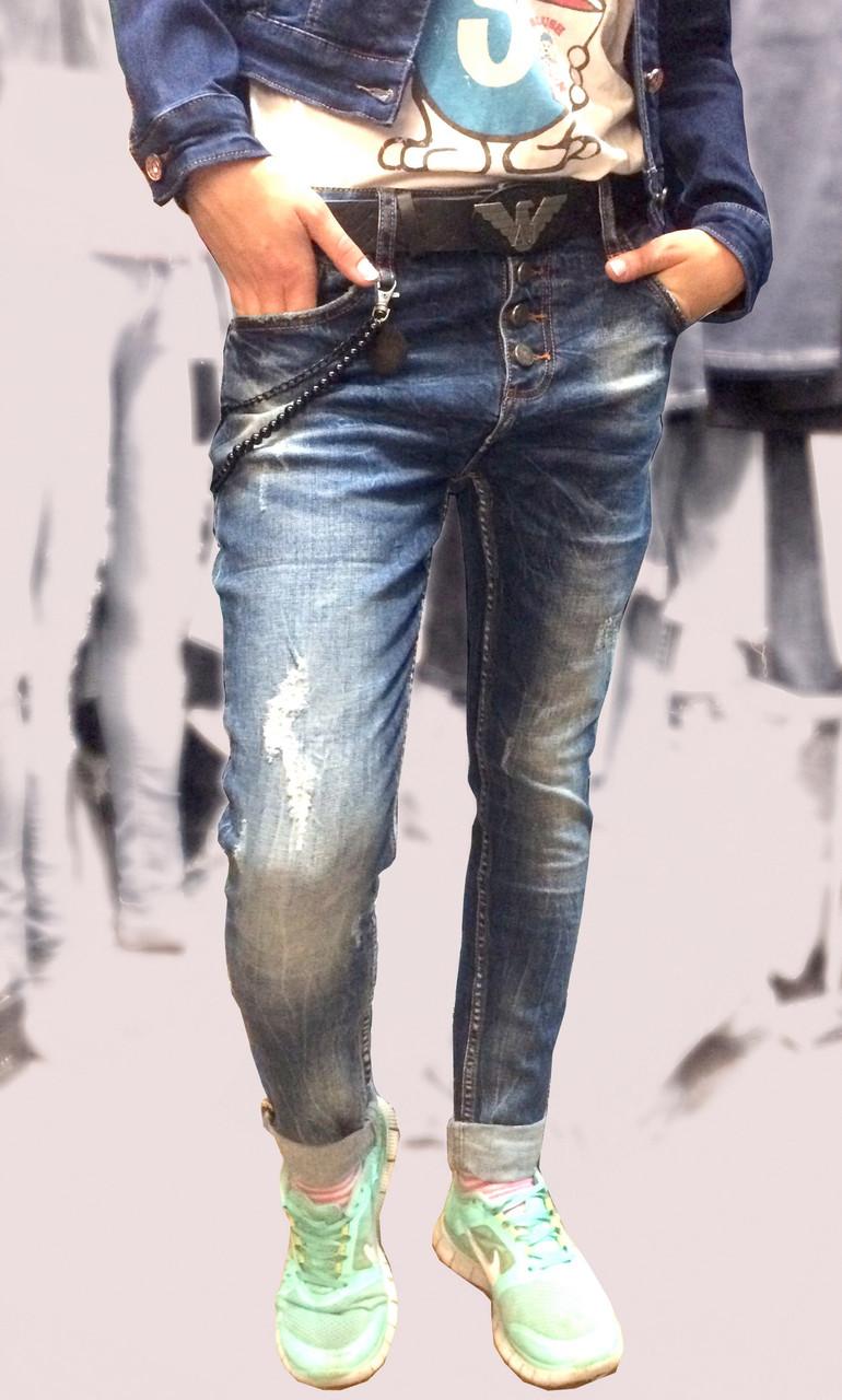Турецкие джинсы с низкой посадкой