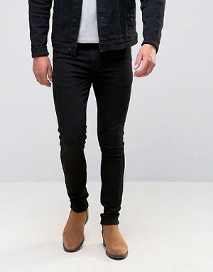 Удобные и модные обтягивающие джинсы