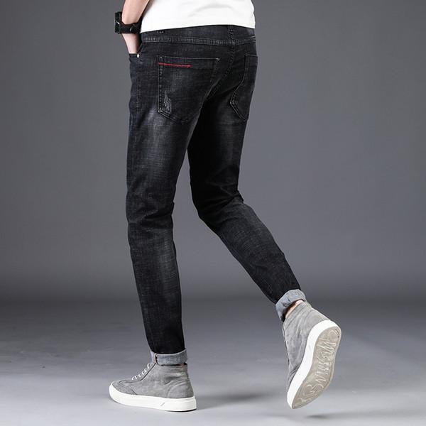 Удобные стрейч джинсы