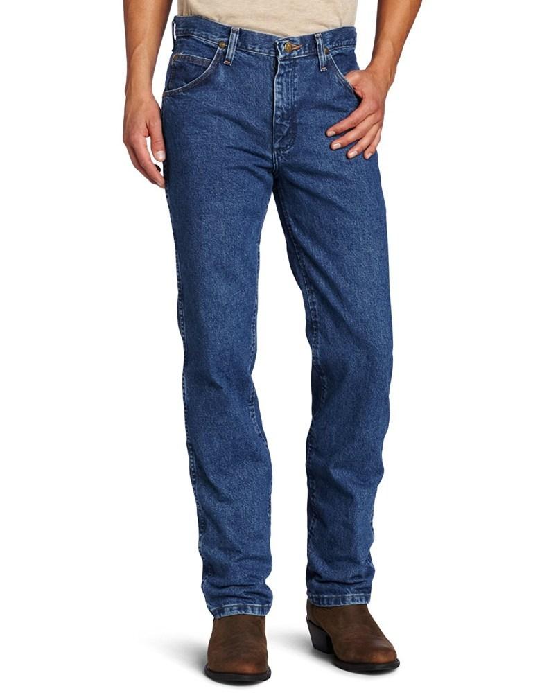 Узкие брюки Wrangler