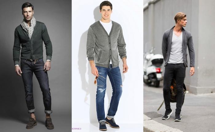 Узкий стиль одежды