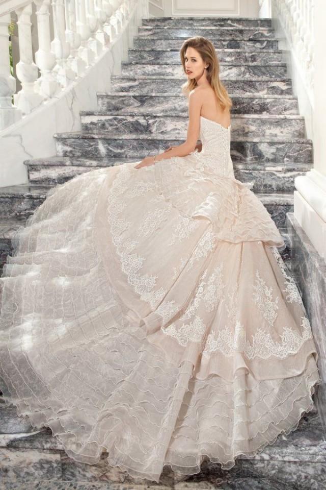 Вариант длины платья