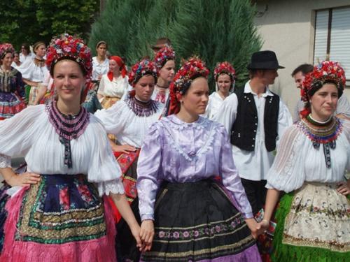 Венгерия и их одежда
