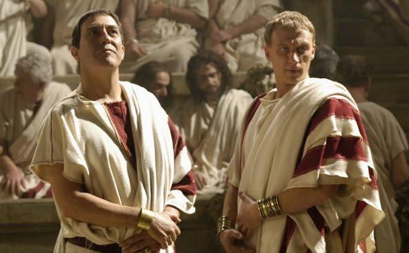 Верхняя мужская одежда в Древнем Риме