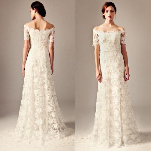 Винтажные свадебные платья занимают особое место в мире моды
