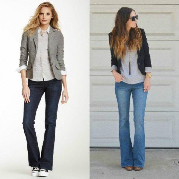 Выбираем джинсы по типу фигуры