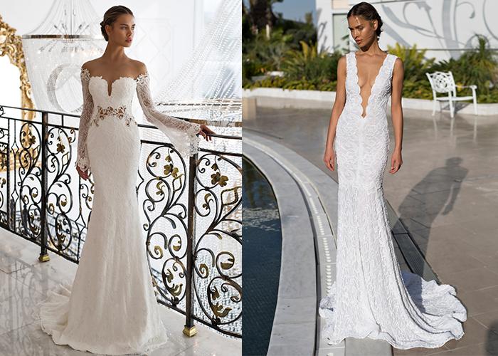 Выбираем фасон платья для свадьбы