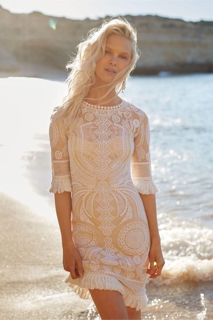 Выбираем короткое свадебное платье