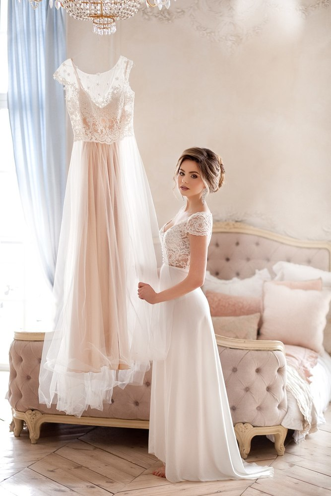 Выбираем платье для свадьбы