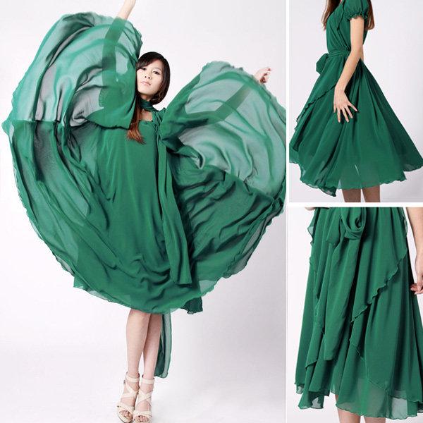 Выбираем современное платье