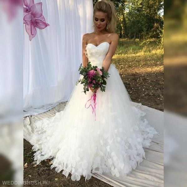 Выбор фасона платья для свадьбы
