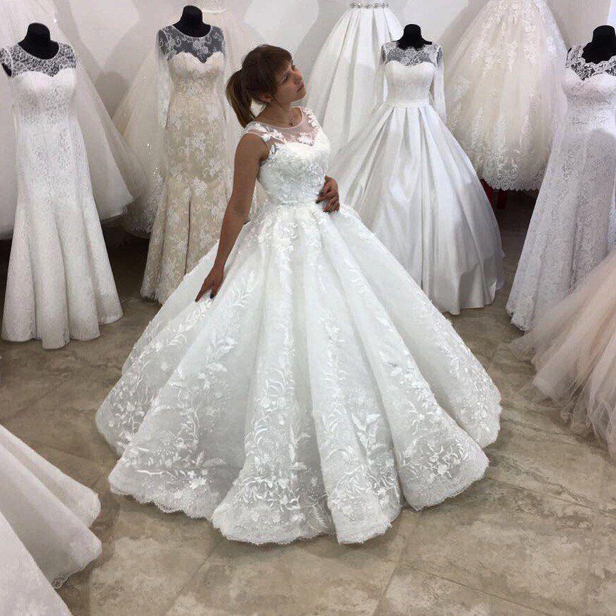 Выбор платья