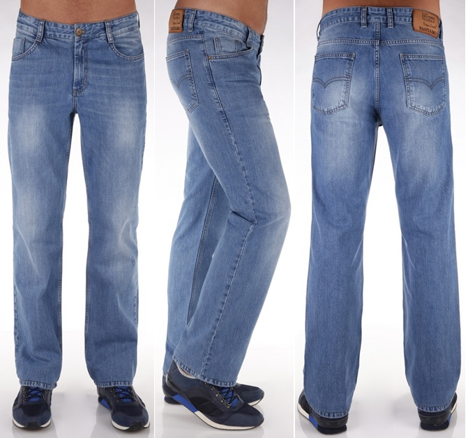 Выбор широких мужских штанов