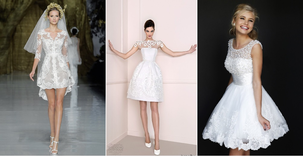 Выбор свадебного платья в соответствии с фигурой