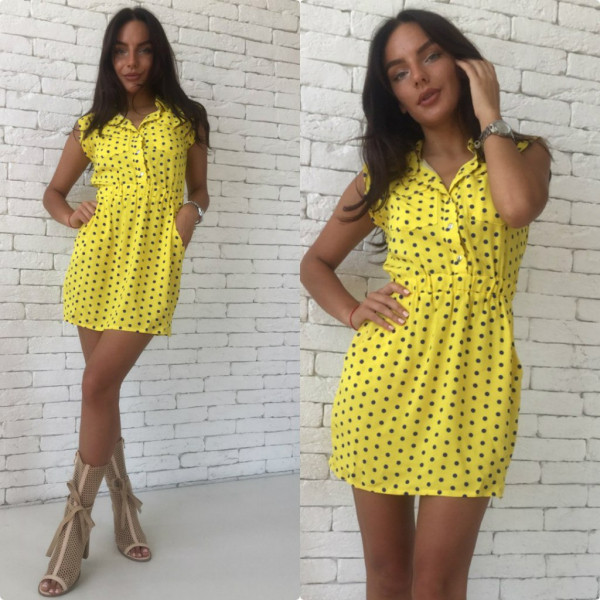 Желтый цвет одежды