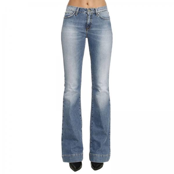 Женская джинсовая одежда для весны