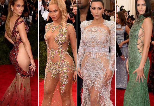 Звезды в прозрачных платьях