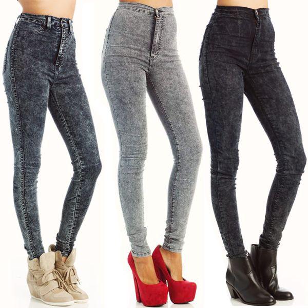 Черные и серые штаны