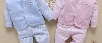 Что надеть новорожденному ребенку