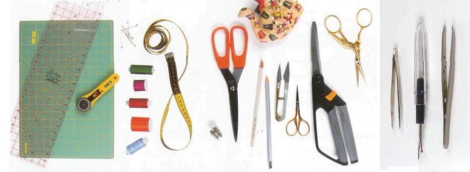 Что необходимо для лоскутного шитья