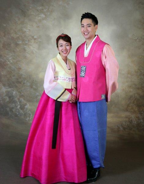 Что такое ханбок
