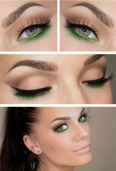Делаем красивые глаза
