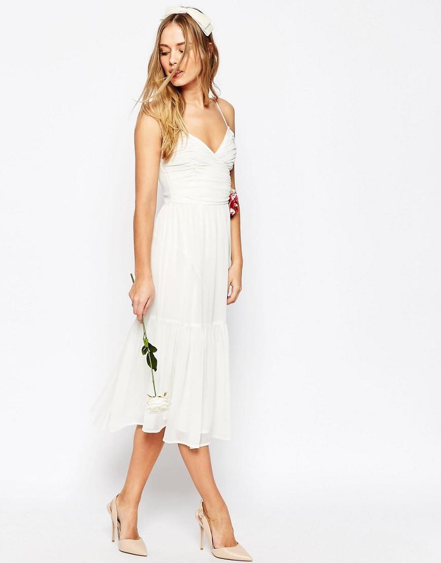 Дизайнерские платья миди