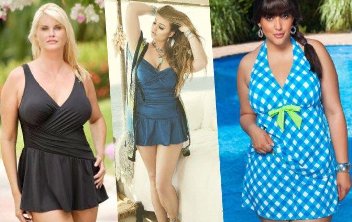 Как выбрать купальное платье