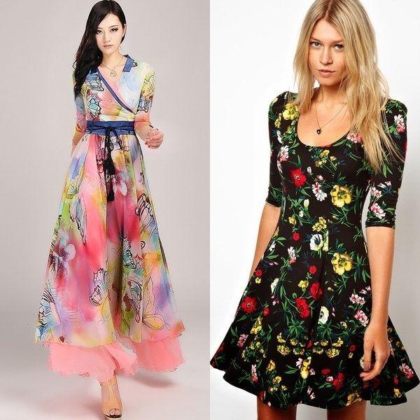 Как выбрать одежду для девушки