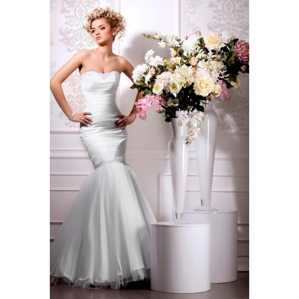 Как выбрать свадебное платье по типу фигуры
