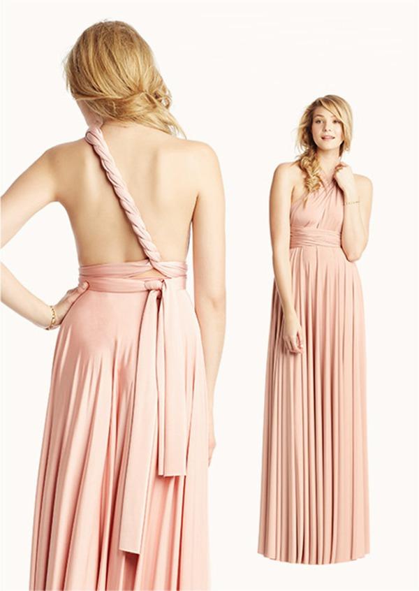 Как завязывать платье-трансформер