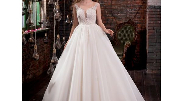 Красивое платье для свадьбы