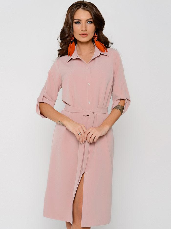 Красивый оттенок платья