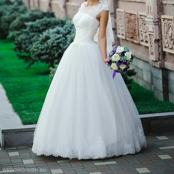 Модная невеста