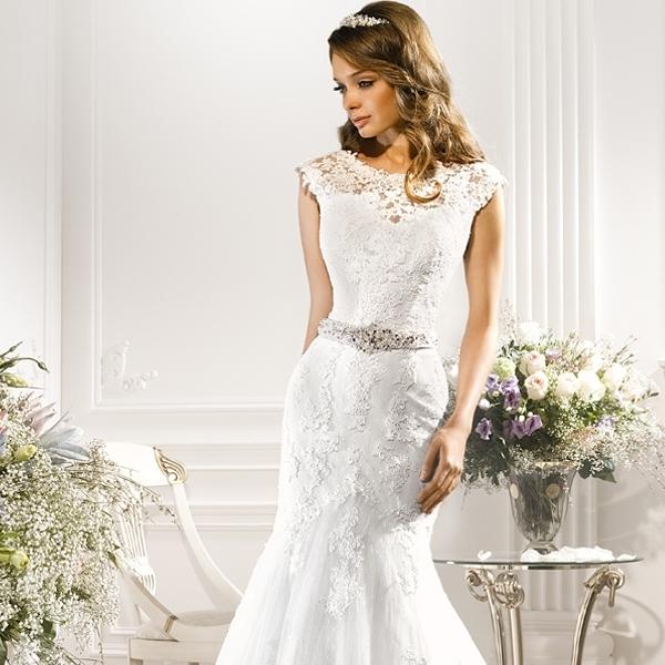 Модные новинки свадебной моды