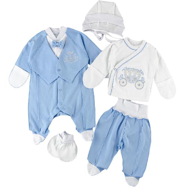 Набор одежды для новорожденных