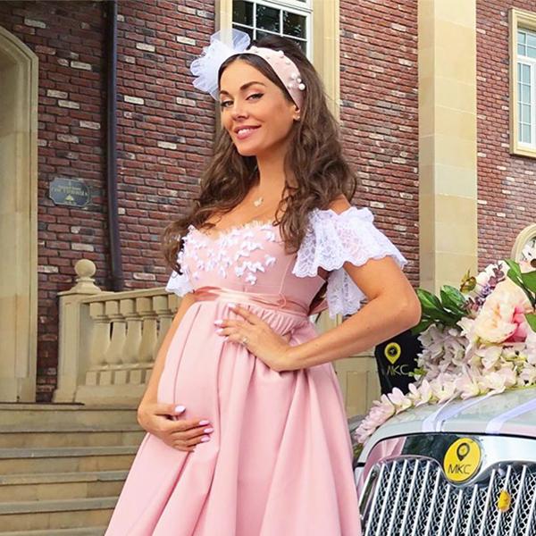 Оригинальное платье на свадьбу