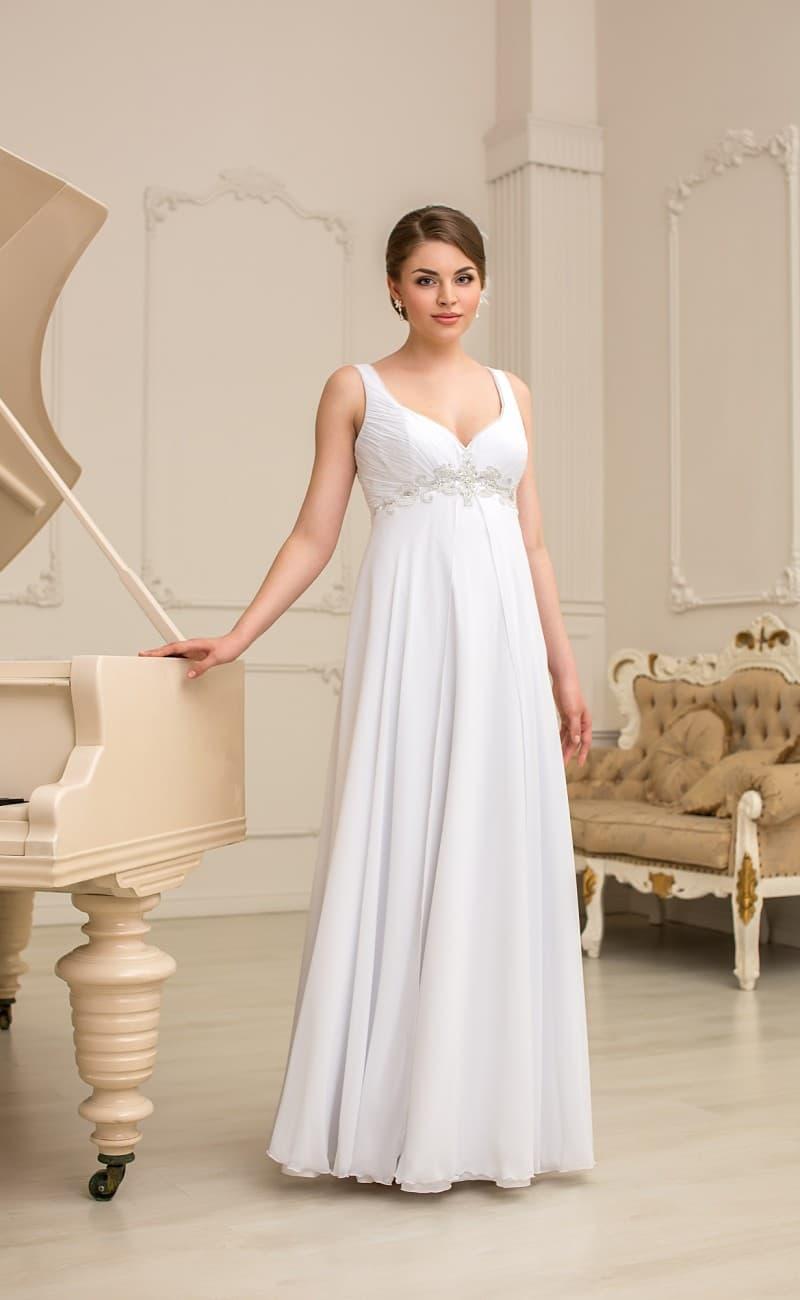 Платье для беременной на свадьбу