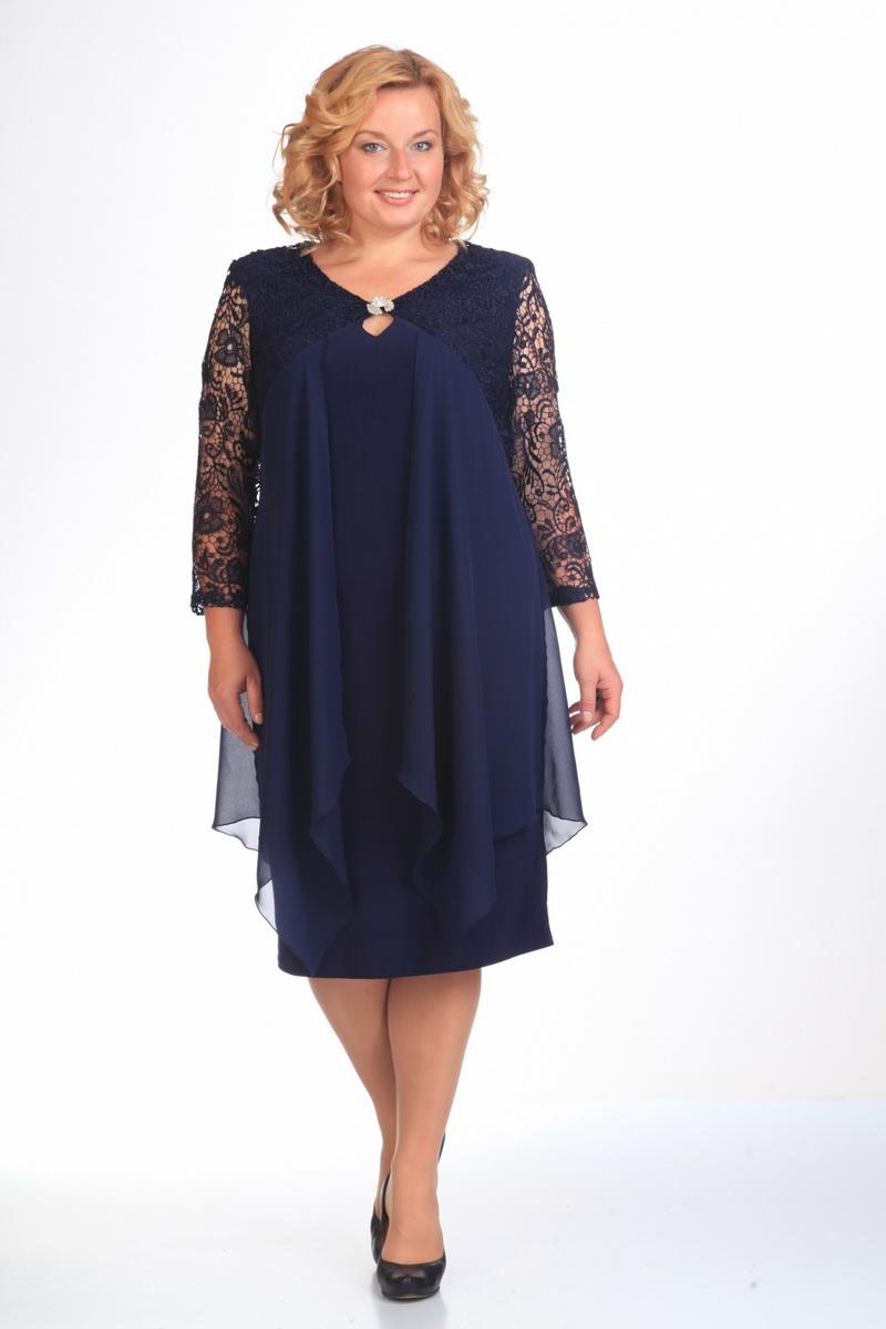 Платье для полных женщин на торжество